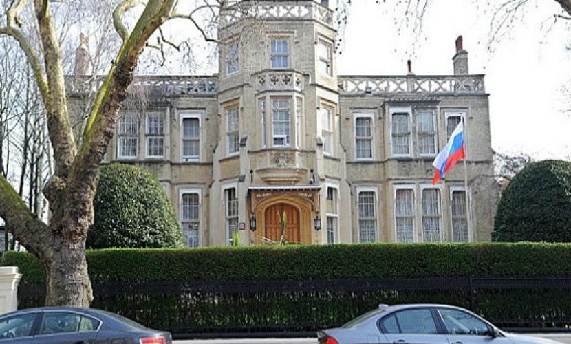 Посольство РФ в Британии возмутили обвинения Кэмерона во вторжении на Украину