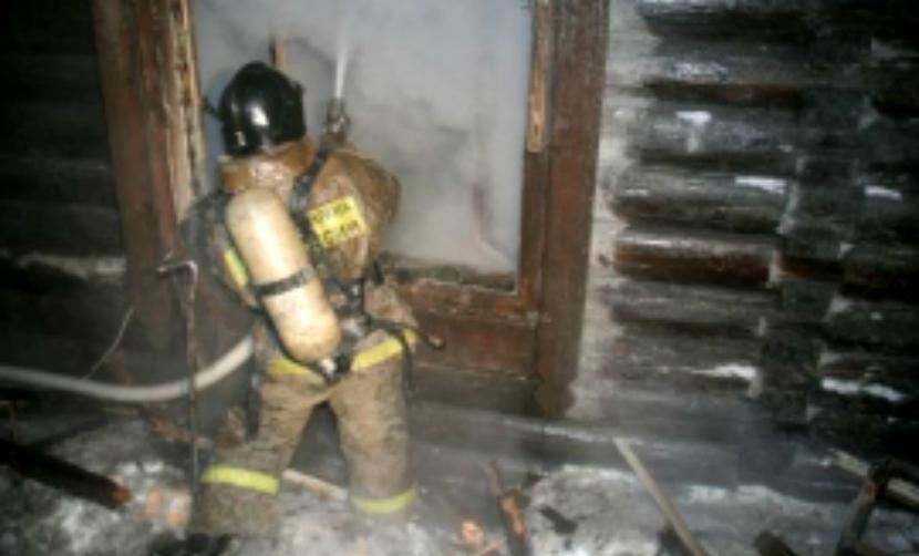 За выходные две семьи сгорели заживо в Новосибирской области