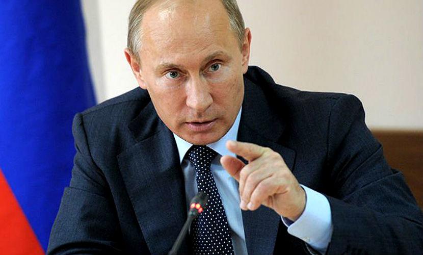 Удары по террористам в Сирии будут продолжены, - Путин