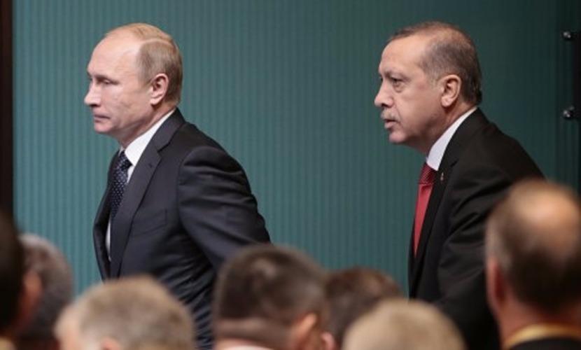 Путин решил не контактировать с просившим о встрече Эрдоганом