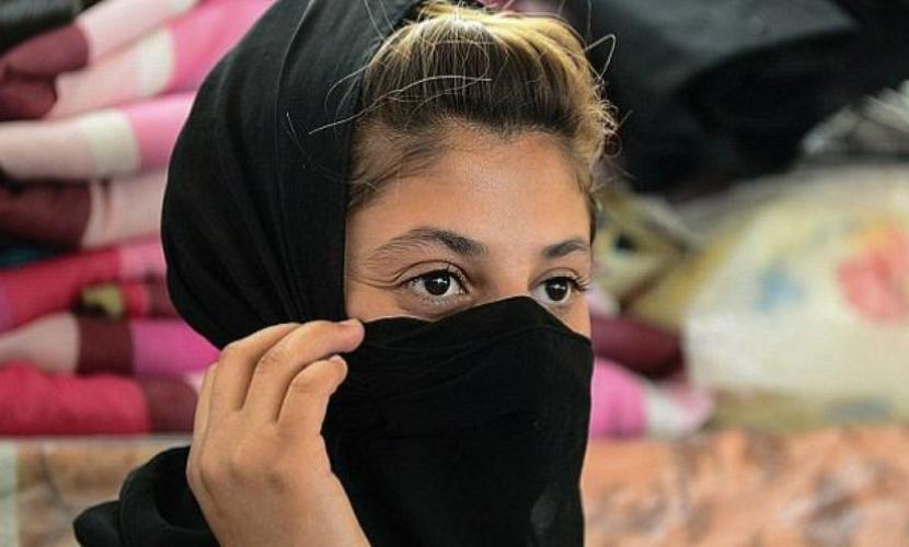 Бывшая рабыня рассказала об ужасах секс-пыток террористов «Исламского государства»