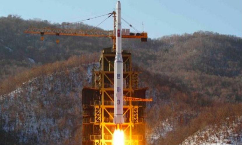 Россия и Китай возмутились неожиданным запуском ракеты в КНДР