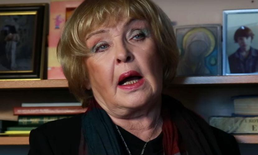 Роговцева: Мечтавшие о России жители Крыма сделали свое черное дело