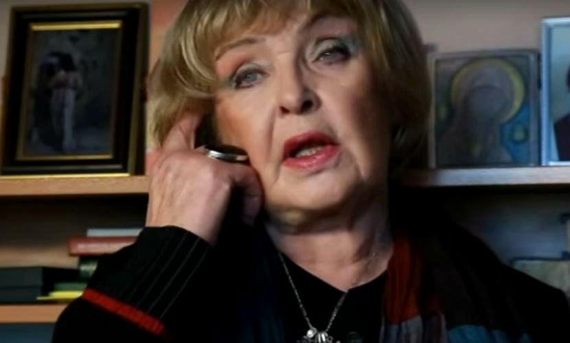 Ада Роговцева: Втайне от российской власти Гафт и Джигарханян выходили на контакт со мной