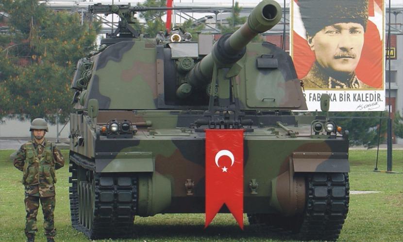 Турецкая артиллерия обстреливает Сирию - НАТО и Пентагон втягивают в капкан, - Минобороны РФ