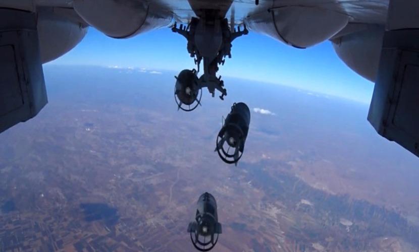 Российская авиагруппа за двое суток уничтожила в Сирии почти 200 объектов террористов