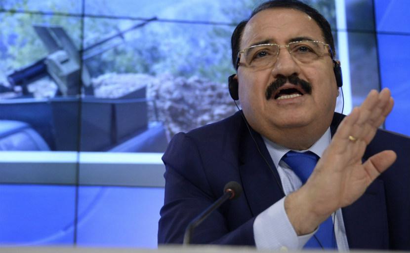 Дамаск полностью поддерживает план Москвы, - посол Сирии