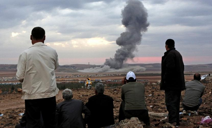 Турция обстрелами тяжелой артиллерией поднимает боевой дух террористов, - Сирия