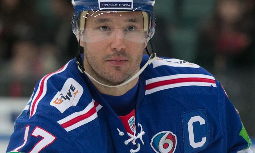 Капитана СКА Илью Ковальчука после поражения и скандала выгнали из команды