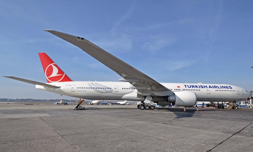 Вылет лайнера компании Turkish Airlines из Стамбула в Сан-Паулу задержали на час из-за
