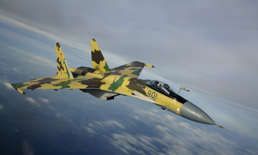 В ВКС России решили испытать новейшие Су-35С в Сирии