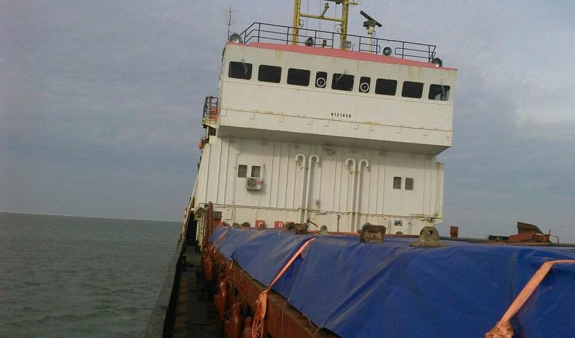 Сухогруз с горохом под флагом Молдовы потерпел бедствие в Азовском море
