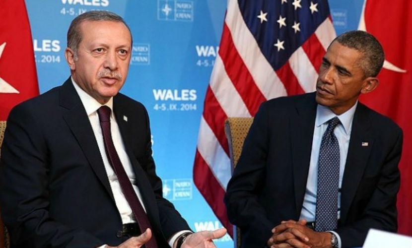 Обама и Эрдоган обратились к РФ с призывом прекратить бомбежку оппозиции в Сирии
