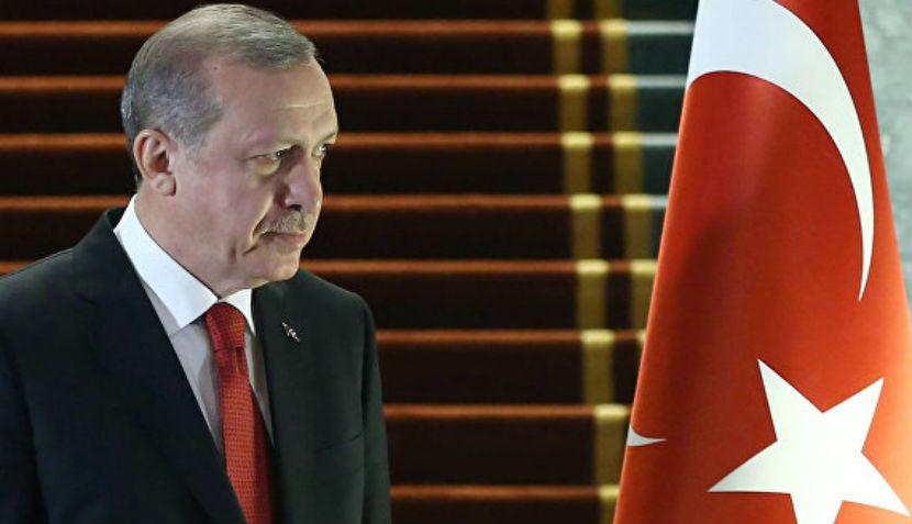 Президент Эрдоган глубоко загнал Турцию в нору, из которой нет выхода, - Washington Post
