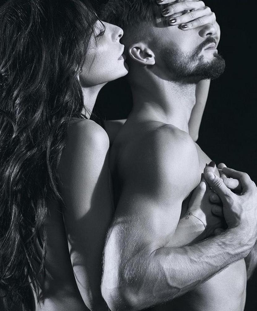Чувственные фото мужчина и женщина 4 фотография