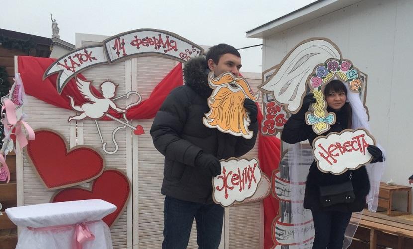 Влюбленные жители Волгограда становились мужьями и женами в фиктивном ЗАГСе