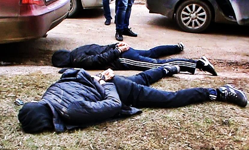 Серийных грабителей задержали при помощи беспилотников на Кубани