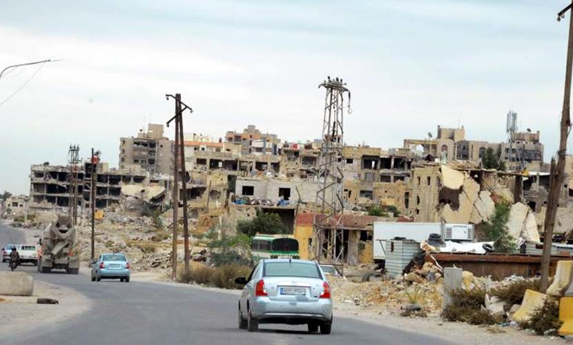 Боевики отметили перемирие в Сирии взрывом двоих человек