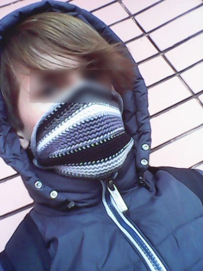 Юная эмо брюнетка 7 фотография
