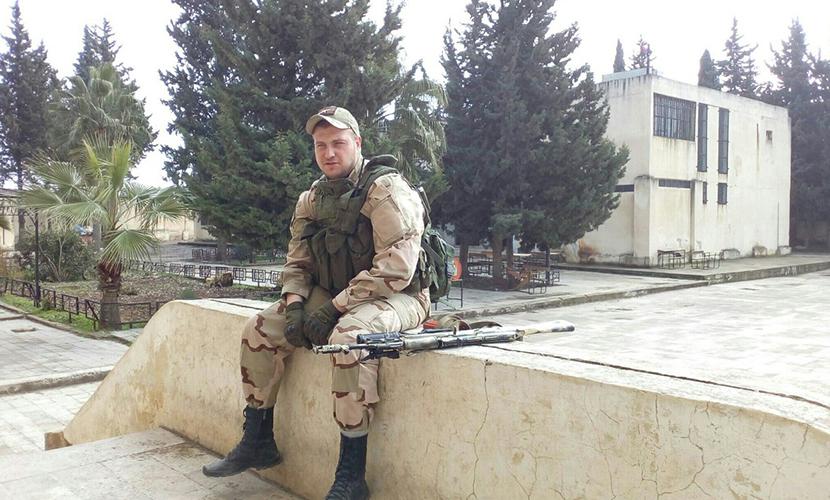 Военного из Челябинска убили за неделю до вывода российских войск из Сирии