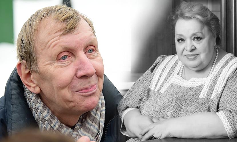 Юрий Чернов рассказал на похоронах Натальи Крачковской, как она необыкновенно ела