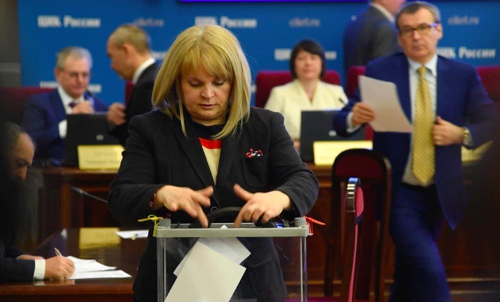 Памфилова намерена отодвинуть партии от влияния на работу Центризбиркома