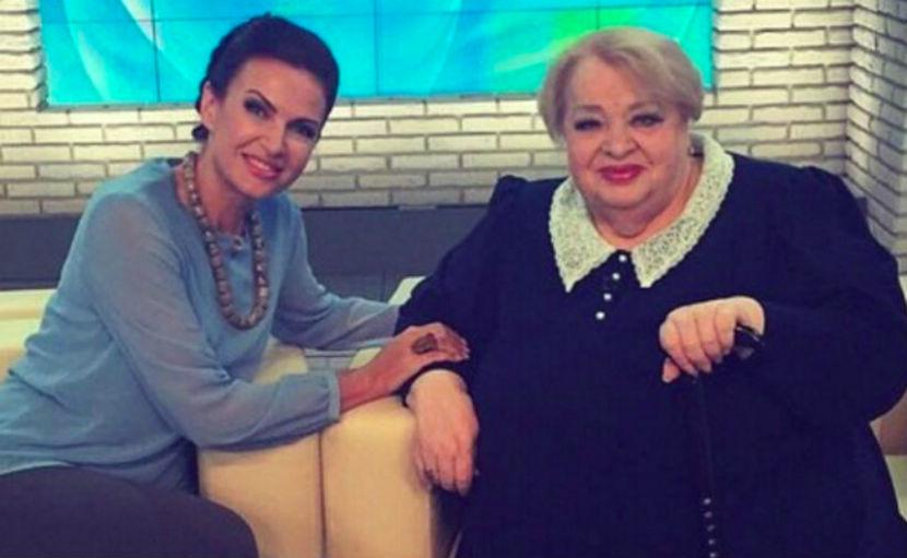 Наталья Крачковская не любила говорить о своих бытовых проблемах, - Эвелина Блёданс