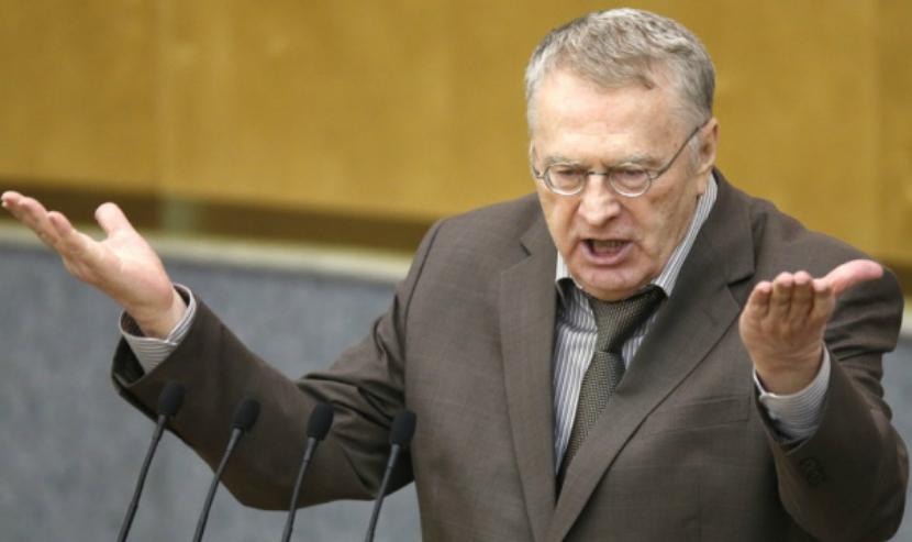 Жириновского возмутила минута молчания в Госдуме памяти жертв терактов в Брюсселе