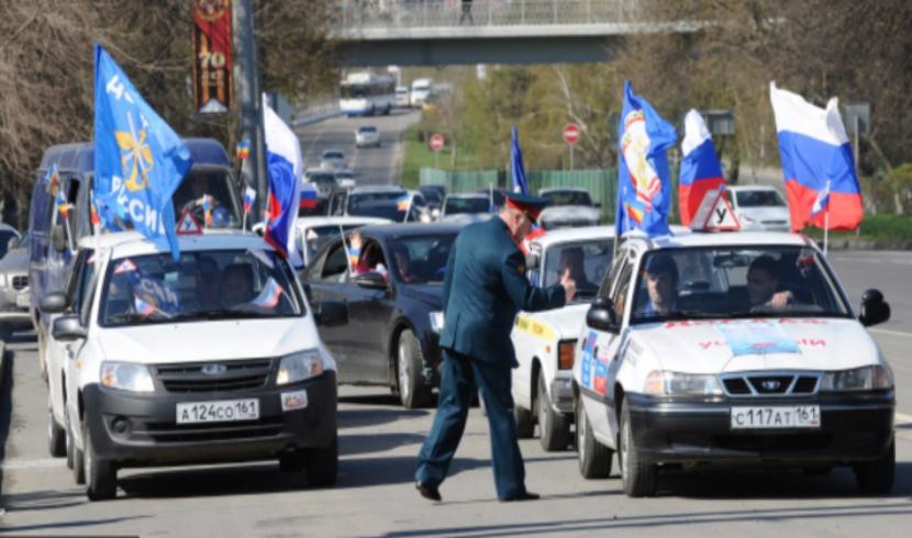Путин ужесточил закон о проведении демонстраций и пикетов