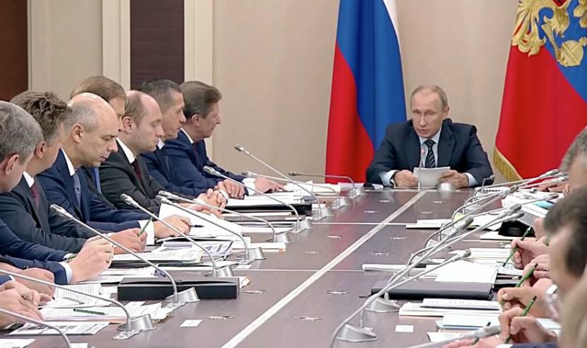Путин предложил ужесточить наказание за нарушение ПДД