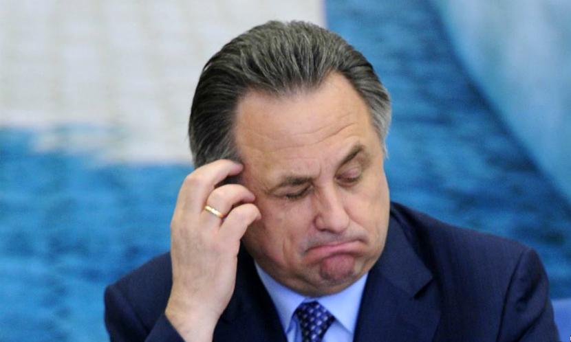 Путин отчитал Мутко за скандал с мельдонием