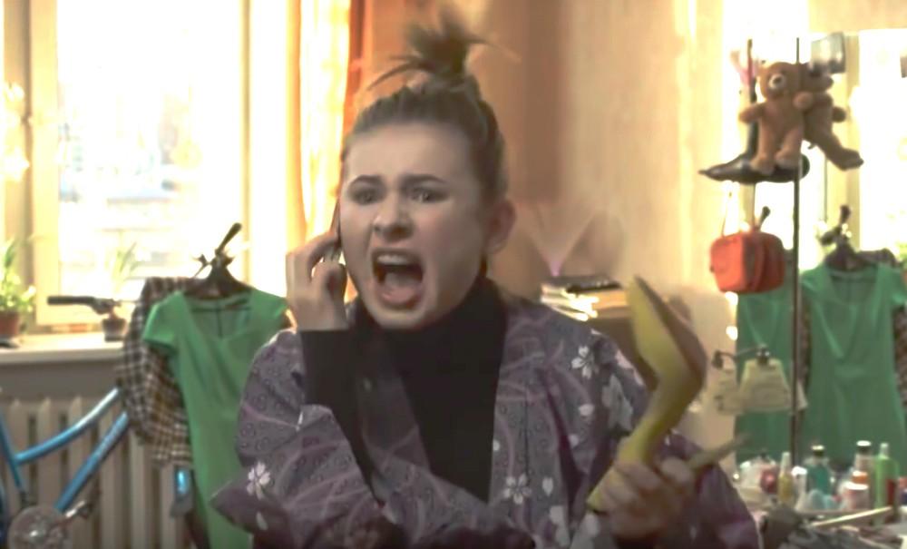 Героиня пародии на клип «Ленинграда» о лабутенах решила выйти замуж за еврея