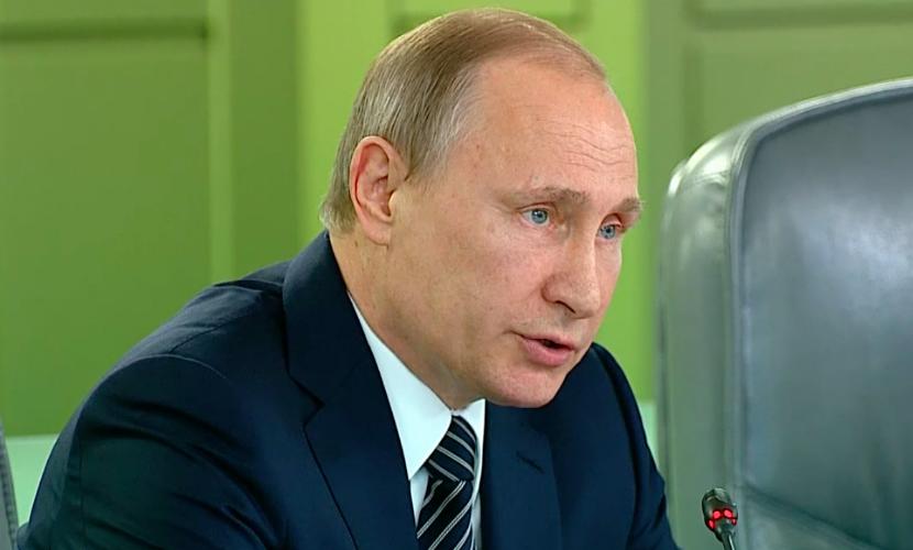 Путин заявил о срыве ряда контрактов государственного оборонзаказа