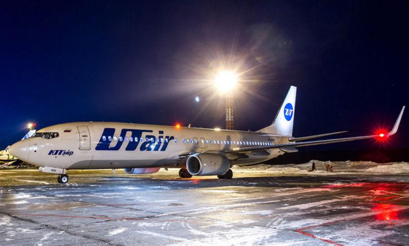 Boeing со 112 пассажирами экстренно сел во Внуково