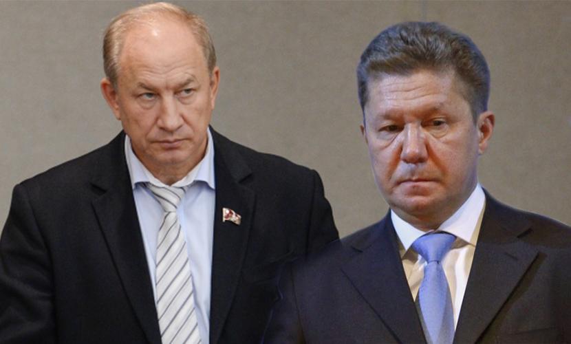 В Госдуме попросили «Газпром» объяснить потраченные на рекламу миллиарды