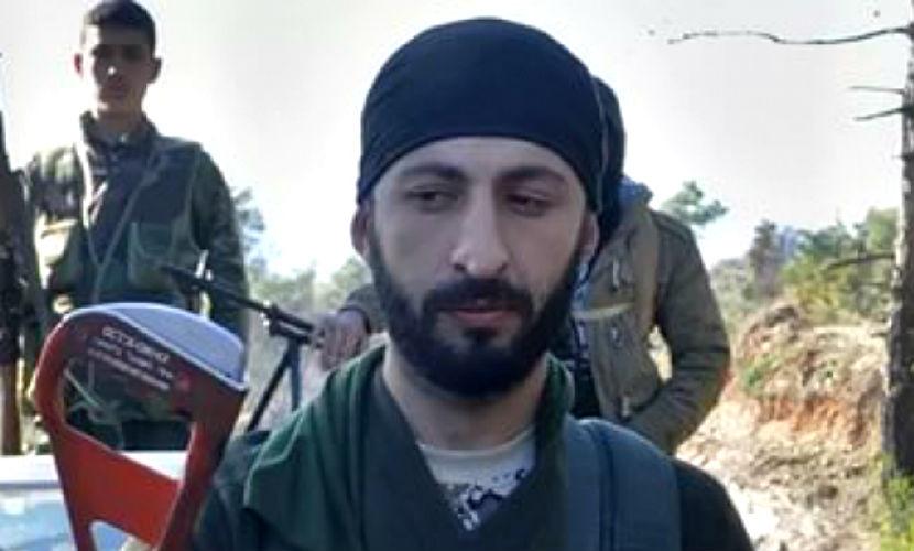 Сирийские войска схватили убийцу российского летчика Олега Пешкова