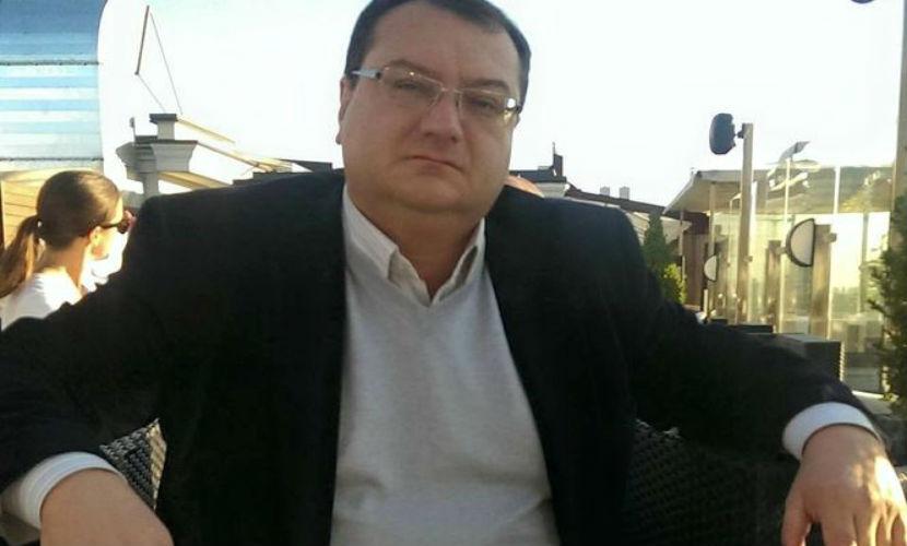 Адвоката Грабовского расстреляли в саду под Киевом, привязав к нему взрывчатку