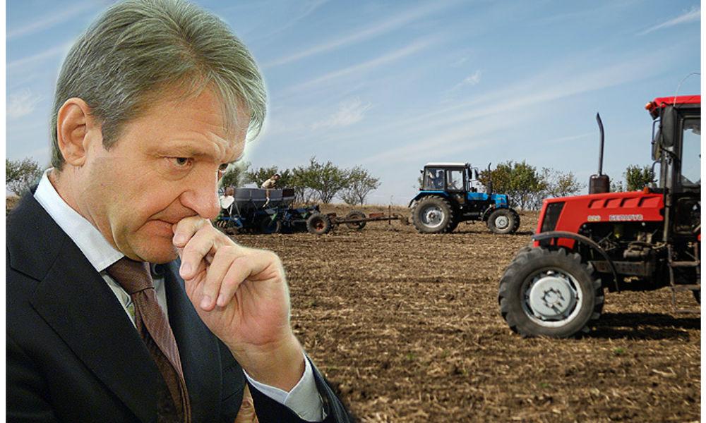 Ткачев открыто обвинил министерство финансов в убийстве сельского хозяйства России