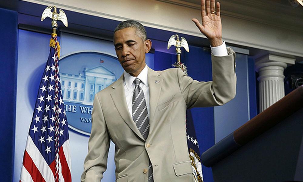 Обама посчитал ненужным демонстрировать поддержку Украины, отказавшись от личной встречи с Порошенко