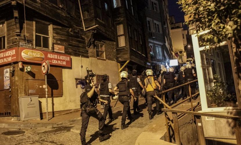Эрдогана одернули из Брюсселя за атаку на турецкую прессу