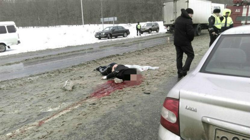 Очевидцы кровавого ДТП под Пензой вместо помощи фотографировали жертв