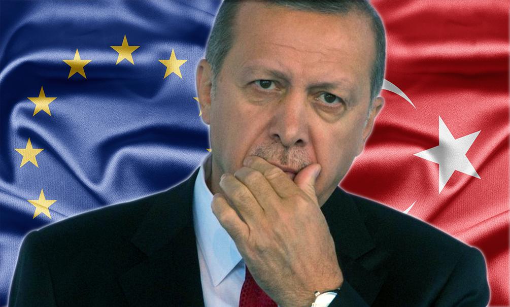 Евросоюз отверг жалобы Эрдогана на видео, где его высмеивают немцы