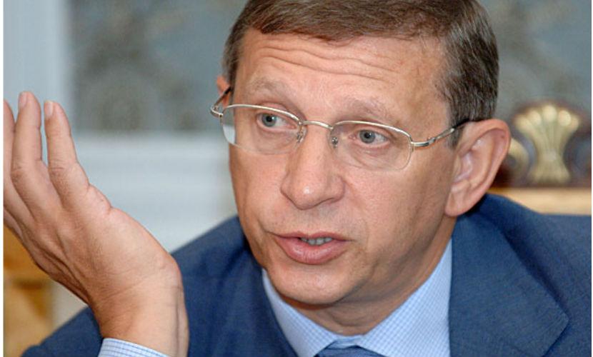 Евтушенков обвинил правительство в помощи бизнесу