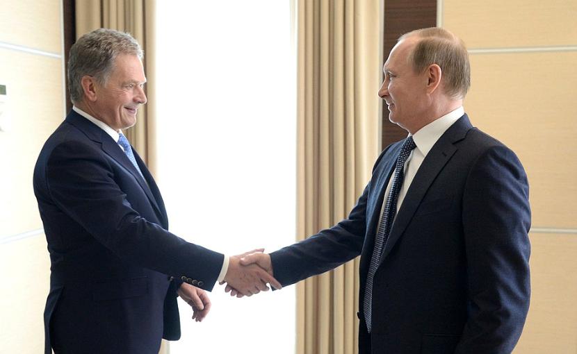 Президент Финляндии поддержал Путина по главной теме дня