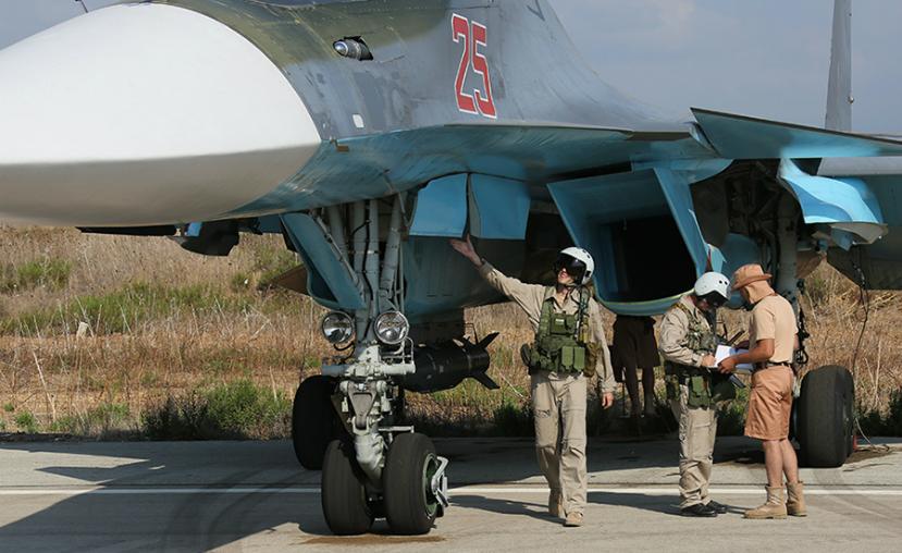 Путин сообщил, во сколько обошлась сирийская кампания