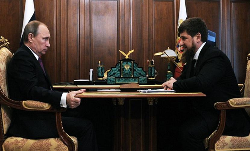 Кадыров после встречи с Путиным заявил о готовности работать сторожем