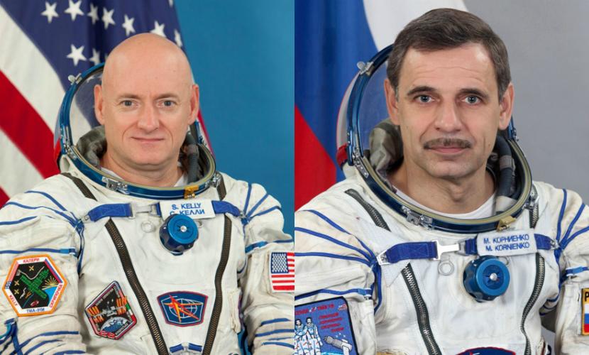 Астронавт Келли назвал российского коллегу Корниенко другом на всю жизнь