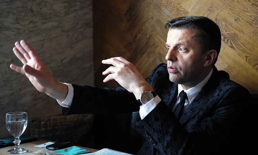 Леонид Парфенов сменил гражданство и сбежал из России