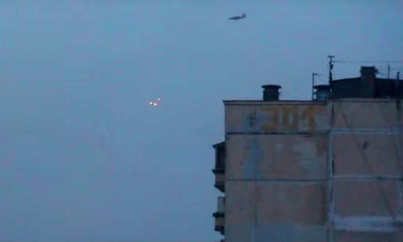Тайну снятого на фото и видео НЛО, атакующего Санкт-Петербург, раскрыли российские военные
