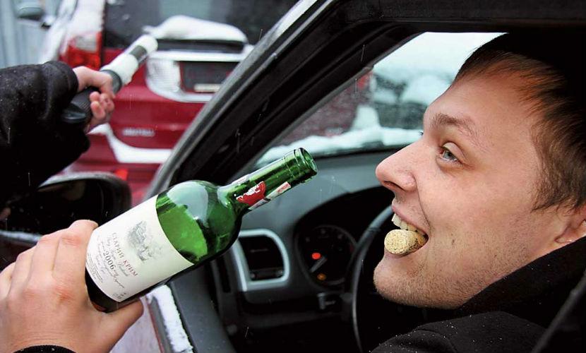 Минздрав решил принудительно лечить пьяных водителей